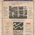 1986-11-11,23 West Valley Mall AD Booklet White House Exhibition IW WHR