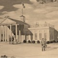 1962 NEWSPAPER Presidential Museum Due in Clermont recreated header hop