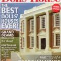2006-08-10 MAGAZINE The Dolls House Magazine The Best Dolls Houses EVER 001b WHR