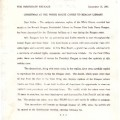 1991-12-13 PRESS RELEASE Christmas at the White House comes to the Reagan Library WHR small