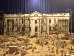 building the white house