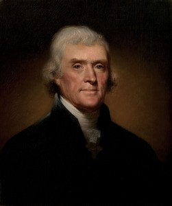 photo Official_Presidential_portrait_of_Thomas_Jefferson_(by_Rembrandt_Peale,_1800)