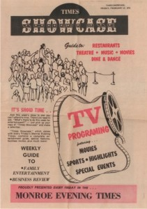 1976-02-27 Monroe Evening Times Showcase Monroe WI cover small WHR