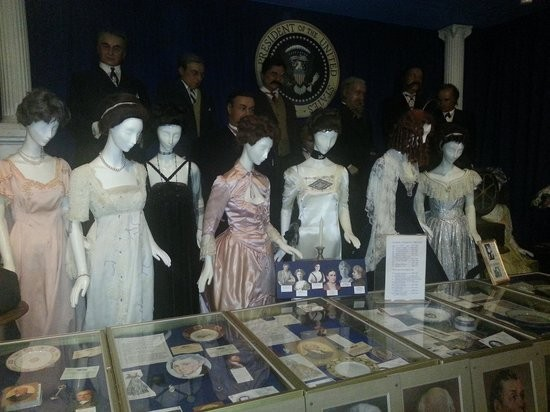 First Ladies Inaugural Gowns